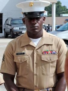Sgt DeMonte Cheeley